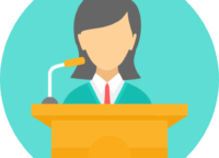 Workshop Speech Icon