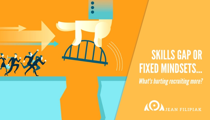 Skills Gap or Fixed Mindsets